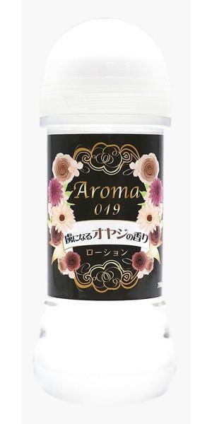 AROMA 019 虜になるオヤジの香り