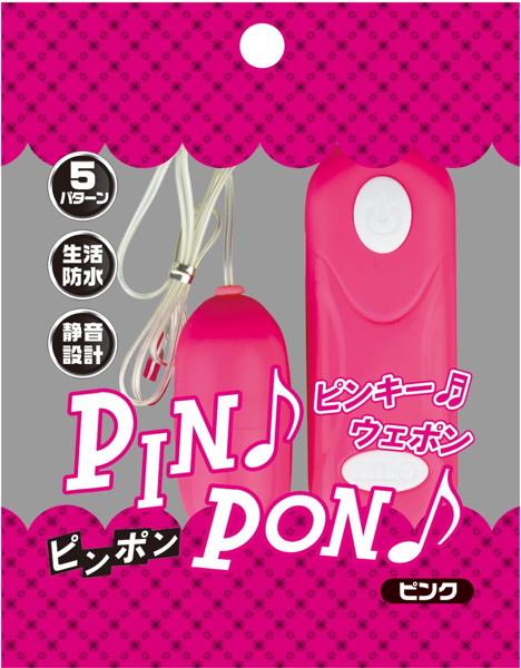 PINPON ピンク
