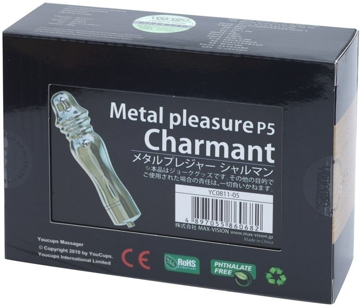 Metal pleasure P5 Charmant