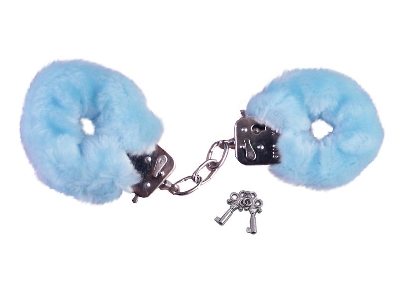 ラブカフス ブルー手錠