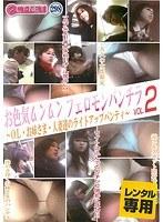 お色気ムンムン フェロモンパンチラ 〜OL・お姉さま・人妻達のライトアップパンティ〜 Vol.2