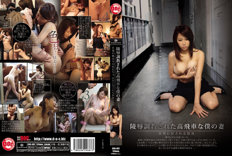 118crs007pl CRS 007 Airi   Training My Wife