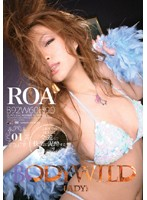 「BODY WILD LADY's 01 ROA」のパッケージ画像