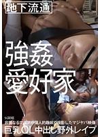 巨乳OL中出し野外レイプ(グレイズ)【scr-002】