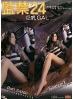 「監禁24 巨乳GAL Season1」のパッケージ画像
