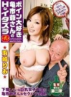 「ボイン大好き亀市爺さんのHなイタズラ 弐」のパッケージ画像