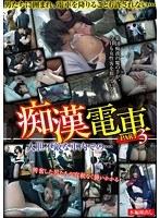 「痴○電車 PART3」のパッケージ画像