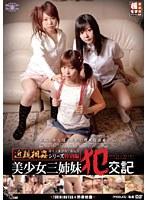「近親相姦シリーズ特別編 美少女三姉妹犯交記」のパッケージ画像