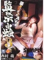 「監禁蟲 3 西村萌」のパッケージ画像