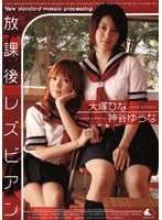 「放課後レズビアン 大塚ひな 神谷ゆうな」のパッケージ画像