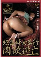「強盗婦女暴行 肉欲逃亡」のパッケージ画像