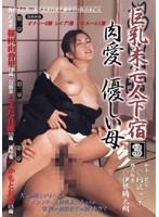 「巨乳未亡人下宿 3 肉愛 優しい母」のパッケージ画像