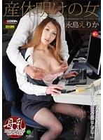 「産休明けの女 永島えりか」のパッケージ画像