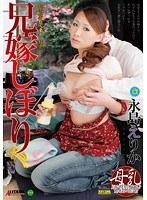 「兄嫁しぼり 永島えりか」のパッケージ画像