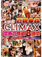 「近親●姦CLIMAX 禁断の情欲8時間」のパッケージ画像