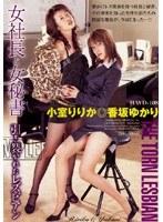 「女社長と女秘書 引き裂かれたレズビアン」のパッケージ画像