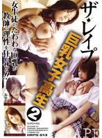 「ザ レイプ 巨乳女子校生2」のパッケージ画像