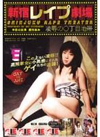 「新宿レイプ劇場 凌辱の○丁目地帯」のパッケージ画像