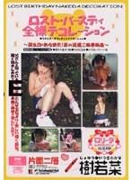 「ロスト バースディ 全裸デコレーション ~誕生日に処女喪失!涙の近親三輪車輪姦~ 樹若菜」のパッケージ画像
