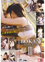 「BOKAN(暴姦)ベストセレクション 3」のパッケージ画像