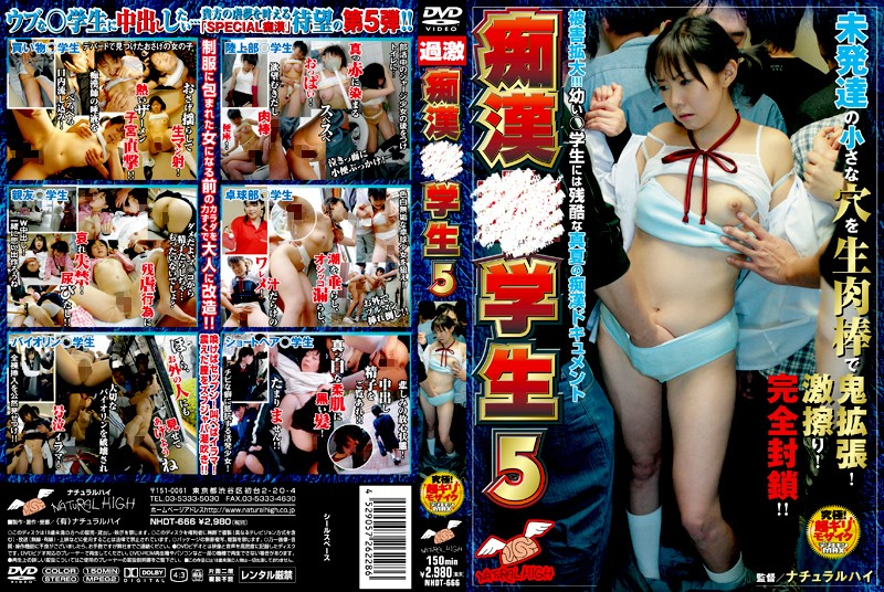 [NHDT 666] Molesting Schoolgirls 5 (1.03GB MKV x264)