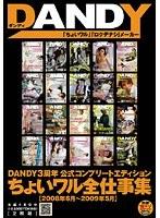 DANDY3周年 公式コンプリートエディション ちょいワル全仕事集 2008年6月?2009年5月 【DISC.2】