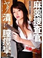 「麻薬捜査官 ヤク漬け膣痙攣 佐藤江梨花」のパッケージ画像
