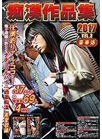 痴漢作品集 2017 VOL.3