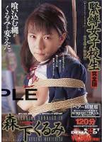「緊縛女子校生 完全版」のパッケージ画像