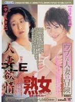 「熟女シリーズ第2巻」のパッケージ画像