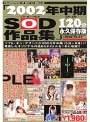 2002年中期(5月〜8月)SOD作品集