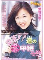 「女子アナ遥の○本中継」のパッケージ画像