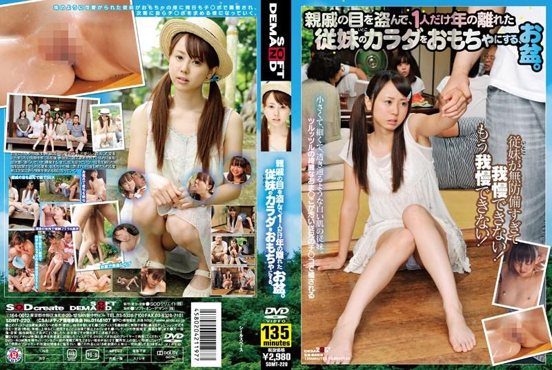 1sdmt220pl SDMT 220 Junko Hayama   Incest Cousin The Body of Toy