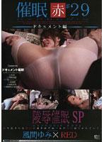 「催眠 赤 #29 陵辱催眠SP」のパッケージ画像