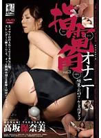 「指電角オナニー 高坂保奈美」のパッケージ画像