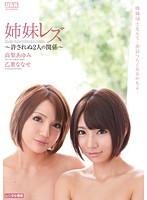 「姉妹レズ ~許されぬ2人の関係~ 高梨あゆみ 乙葉ななせ」のパッケージ画像
