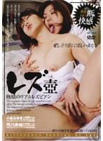 「レズ壺 熟娘のリアルレズビアン」のパッケージ画像