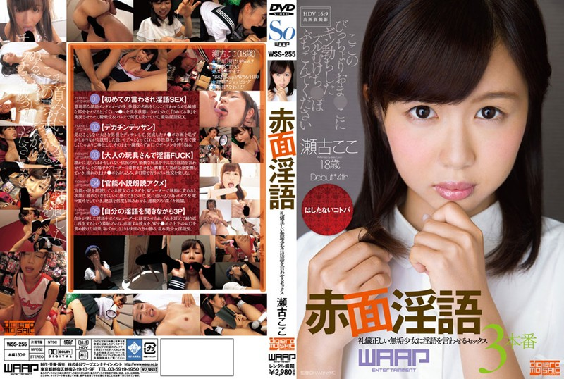 2wss255pl WSS 255 Coco Seko   Embarrassingly Naughty Language (HD)