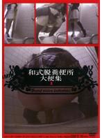 「和式脱糞便所 大便集 1」のパッケージ画像