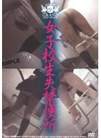 「女子校生失禁便所」のパッケージ画像