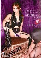 「きまぐれ☆ボンテージクイーンのM男調教 4 小桜沙樹」のパッケージ画像