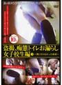 盗撮、痴態トイレお漏らし女子校生編 3 〜間に合わなかった娘達〜