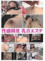「性感開発 乳首エステ」のパッケージ画像