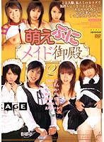 「萌えぷに メイド御殿 2」のパッケージ画像