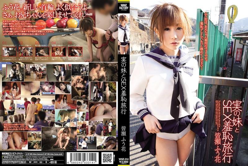 3wnz314pl WNZ 314 Fuuka Minase   Incest Real Sister Sex Travel