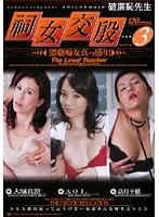 「破廉恥先生 祠女交殷… (3) 猥褻痴女真っ盛り!」のパッケージ画像