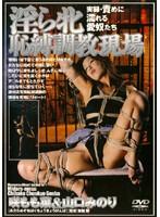 「淫ら牝恥縛調教現場」のパッケージ画像