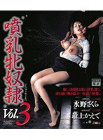 「噴乳牝奴隷 VOL.3」のパッケージ画像