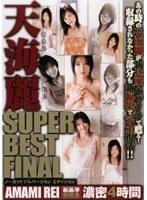 「天海麗 SUPER BEST FINAL」のパッケージ画像