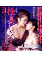 「極妻レズ 愛染恭子 小林ひとみ」のパッケージ画像